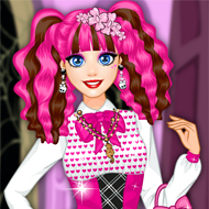 Barbie Rapunzel's Monster High Costumes