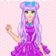 Barbie Rapunzel's Kawaii Trends