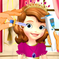 Sofia the First Eye Care