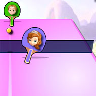 Sofia the First Table Tennis