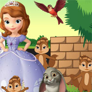 Sofia the First Zoo