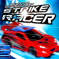 Spiderman Strike Racer
