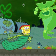 Spongebob Halloween Under Sea