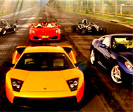 Supercars of Monte Carlo