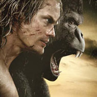 The Legend of Tarzan Alphabets