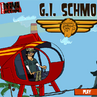 Total Drama Action G.I. SCHMO