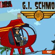 Total Drama Action G.I. SCHMO