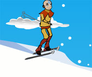 Aang Avatar Ski