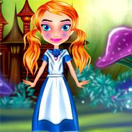 Alice In Wonderland Spa