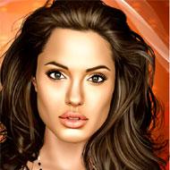 Angelina Joli Make Up