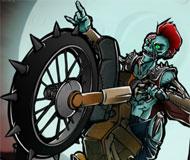 Atomic Zombie Motocross