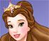 Princess Belle Nails Makeover