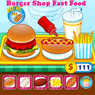 Burger Shop Fast Food