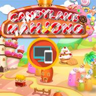 Candyland Mahjong