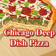 Chicago Deep Dish Pizza