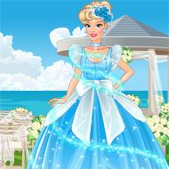 Cinderella Wedding Prep