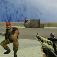 Counter Strike Flash Boom