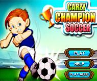 Crazy Champion Soccer
