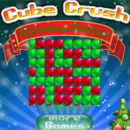 Cube Crush Christmas Edition