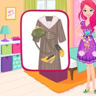 DIY Grandmas Dress Refashion