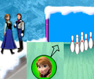 Disney Frozen Bowling