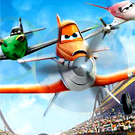 Disney Planes Spot the Differences