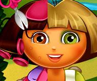 Dora Great Makeover