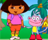 Dora Spooky Forest