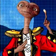E.T. Dressup
