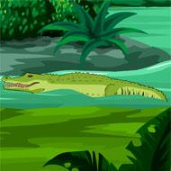 Escape From Alligator River
