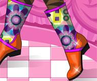 Fashion Rain Boots