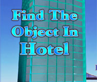 Find the Object in Hotel