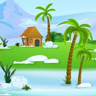 Freezing Island Escape