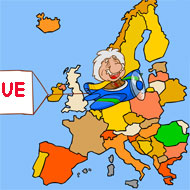 Geografie Europa
