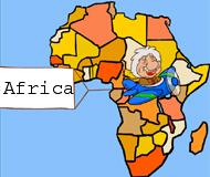 Geografie Africa