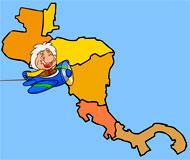 Geografie America Centrala