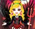 Halloween Demon Girl