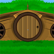 Hobbit House Hole Escape