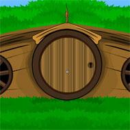 Hobbit House Hole Escape