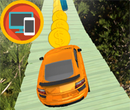 Impossible Stunt Car Tracks 3D