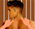 Justin Bieber Massage