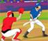 Kiss and Baseball