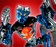 Lego Bionicle Vamprah