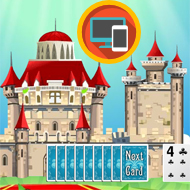 Magic Castle Solitaire