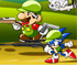 Mario and Sonic Zombie Killer