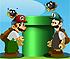 Mario vs Luigi