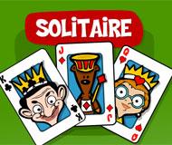 Mr. Bean Solitaire