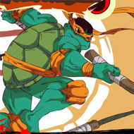Ninja Turtles Street Fighter
