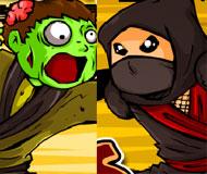 Ninja vs Zombie