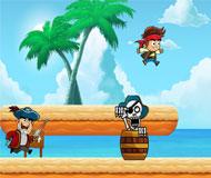 Pirate Run Away